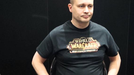 Režisér hry World of Warcraft pracuje s Blizzardom na ďalšom projekte
