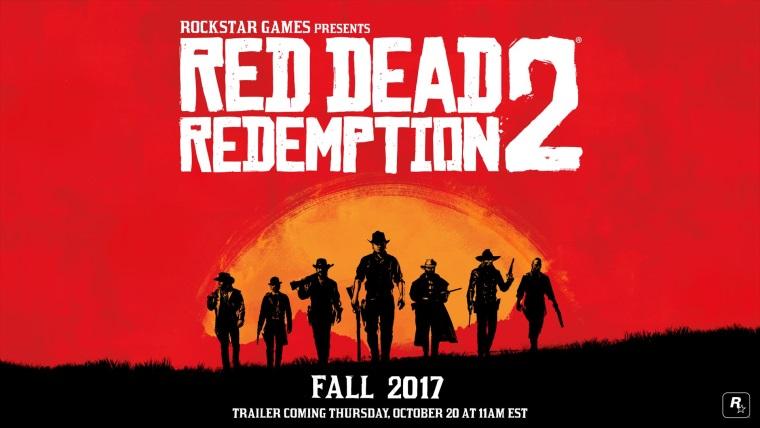 Rockstar oficiálne predstavil Red Dead Redemption 2, vyjde budúci rok