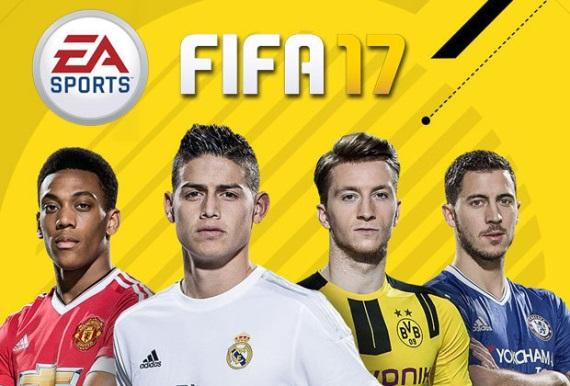Prvý update na FIFA 17 urobí umelú inteligenciu viac útočnou