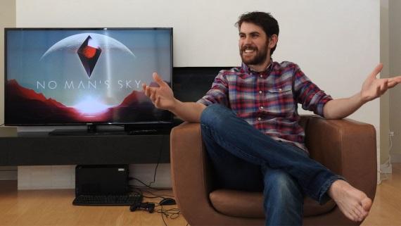 Geoff Keighley kritizoval No Man's Sky a pozýva tvorcu hry do svojej novej show