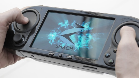 Smach Z chce byť váš PC handheld