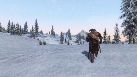 Skyrim Frostfall mod prichádza na Xbox One