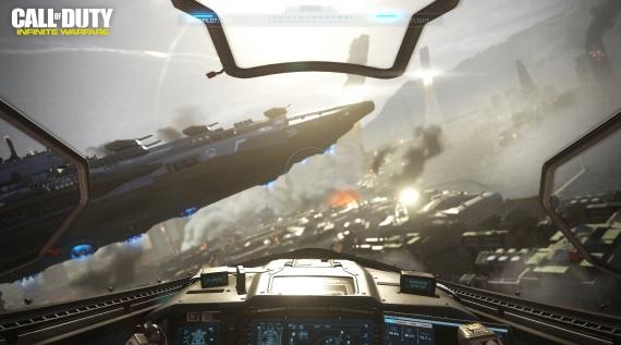 Call of Duty Infinite Warfare ukázalo svoje PC požiadavky