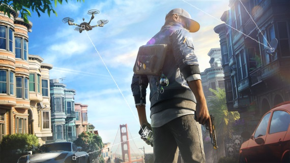 Watch Dogs 2 wallpapery