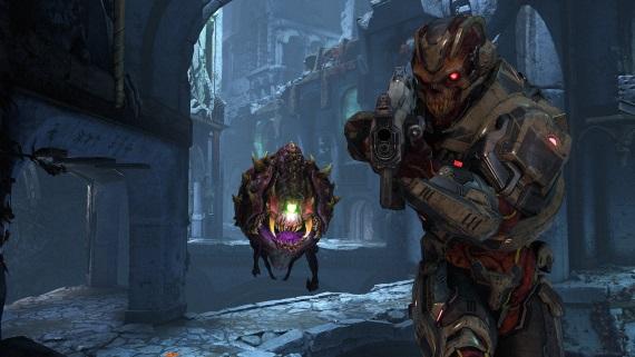 Nové DLC Hell Followed mení hráčov Dooma na cacodemonov