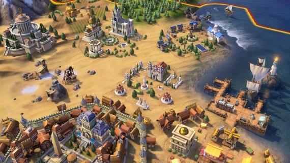 Civilizácia 6 dostáva prostredníctvom modu gigantickú mapu Zeme