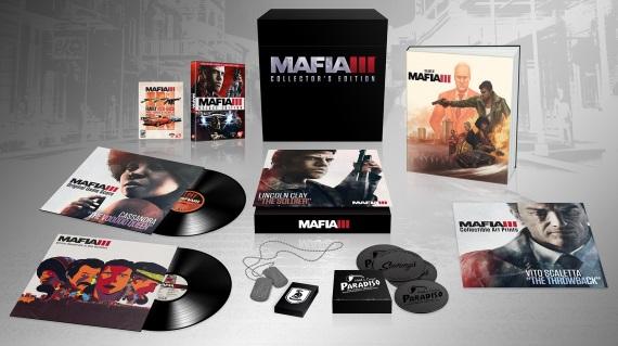 Mafia III sa blíži v rôznych edíciách a s bonusmi
