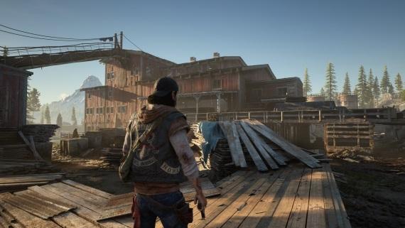 Days Gone ukazuje PS4 Pro obrázky v 4K rozlíšení