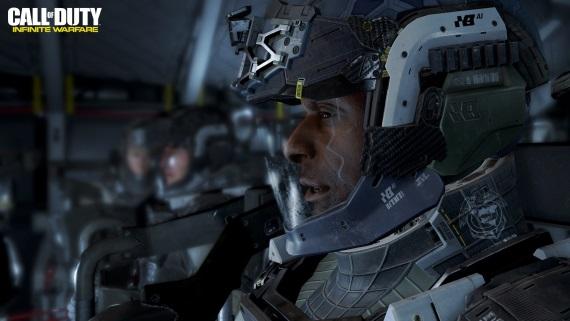 Akých zmien sa dočká Call of Duty: Infinite Warfare po bete a prečo vývojári nechceli prosté sci - fi zasadenie?