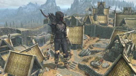 Cheatovanie v PC verzii Elder Scrolls Skyrim: Special Edition