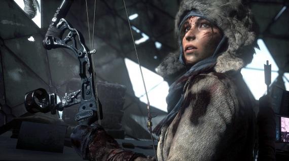 Rise of the Tomb Raider ponúka galériu nových záberov, rozdáva kredity