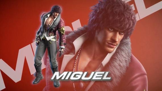 Tekken 7 obohatí aj bojovník Miguel