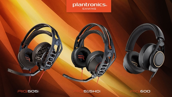 Plantronics Gaming uvádza trojicu headsetových noviniek pre hráčov
