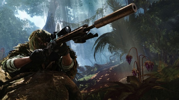 Takmer polhodina zo Sniper Ghost Warrior 3