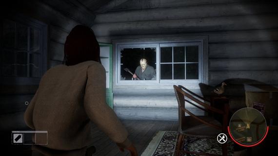 Friday the 13th ukazuje Jasona a skákanie cez okno