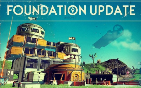 No Man's Sky predstavuje detaily Foundation Update