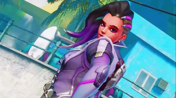 Sombra z Overwatch už bojuje aj v Street Fighter V