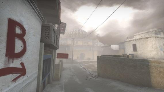 Mod pridal do Counter-Strike: GO extrémne počasie