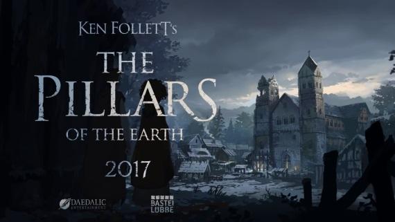 Hra podľa románu The Pillars of the Earth má prvé dva trailery