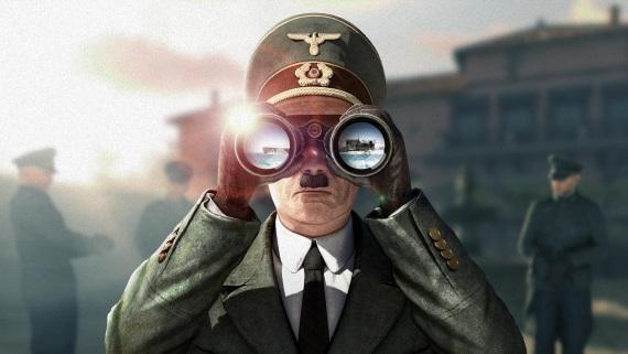 Sniper Elite 4 predstavuje DLC s Führerom