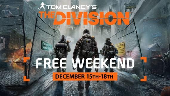 The Division je na PC na víkend zadarmo