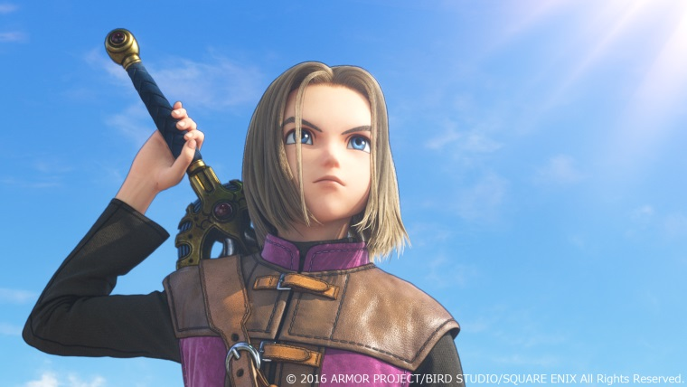 Vyjde teda Dragon Quest XI na Nintendo Switch?
