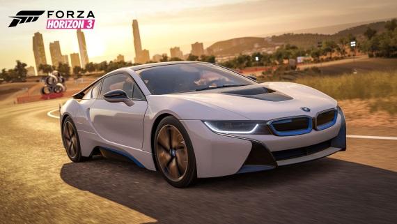 Forza Horizon 3 dostane BMW i8