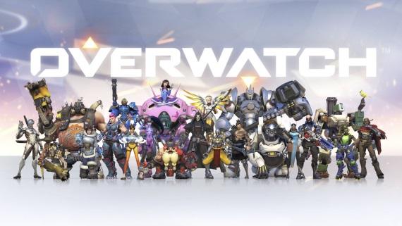 Overwatch wallpapery