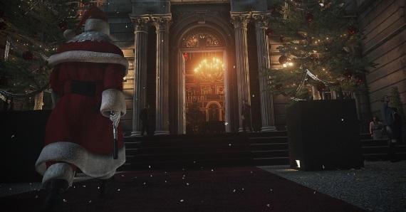 Hitman dostane Vianočnú misiu zadarmo, party v Paríži začne 13.decembra