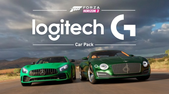 Forza Horizon 3 prináša nové vozidlá v Logitech G packu