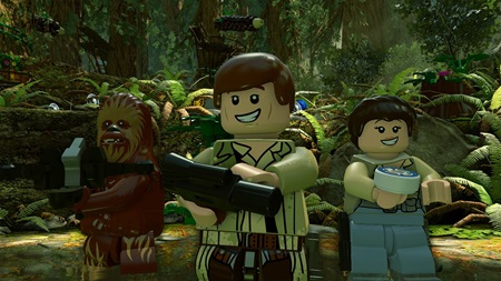 LEGO Star Wars: The Force Awakens predčasne predstavené