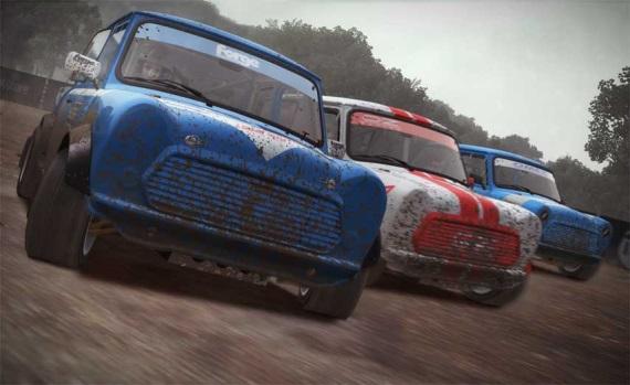 Hráči DiRT Rally sa môžu tešiť na nový obsah