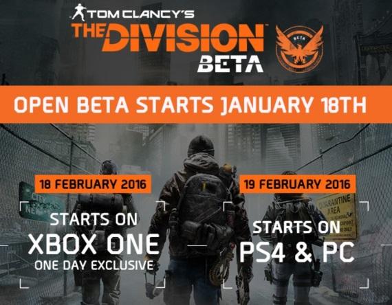 Ubisoft potvrdil otvorenú betu pre The Division, pridáva trailer ukazujúci frakcie