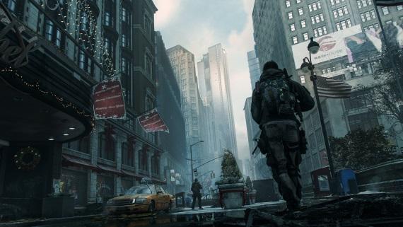The Division je najrýchlejšie sa predávajúcou hrou v histórii Ubisoftu
