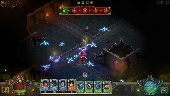 Akčná RPG Book of Demons bude temná a akoby poskladaná z papiera