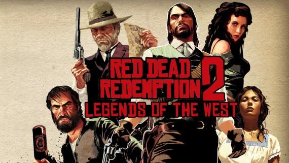 Bude sa nové RDR volať Red Dead Redemption 2: Legends of The West?