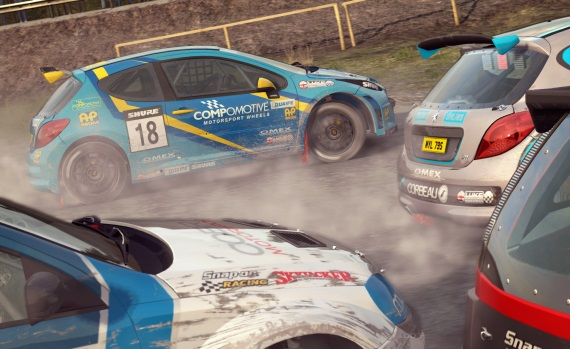 Dirt Rally ukazuje nové zábery a multiplayerový trailer