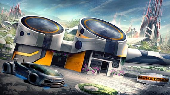 Hráči Call of Duty: Black Ops 3 dostávajú Nuk3town zadarmo