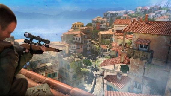 Sniper Elite 4 oznámené, tentoraz sa vydáme do Talianska