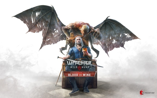 Witcher 3: Blood and Wine DLC dostalo oficiálny artwork