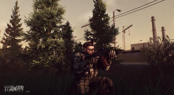 Escape from Tarkov ukazuje nové zábery z alpha verzie