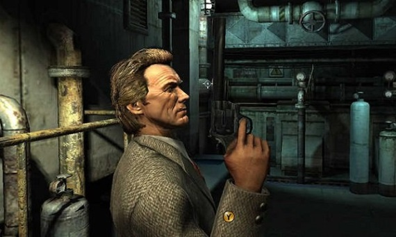 Clint Eastwood sa ako Dirty Harry takmer dočkal videohry
