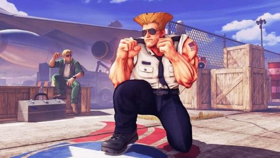 Guile sa prvý raz ukazuje na nových záberoch zo Street Fighter V