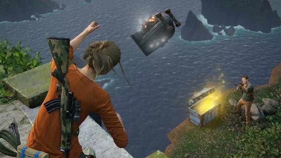 Uncharted 4 predvádza na PAX ďalší multiplayerový mód