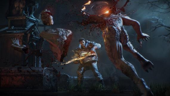 Gears of War 4 wallpapery