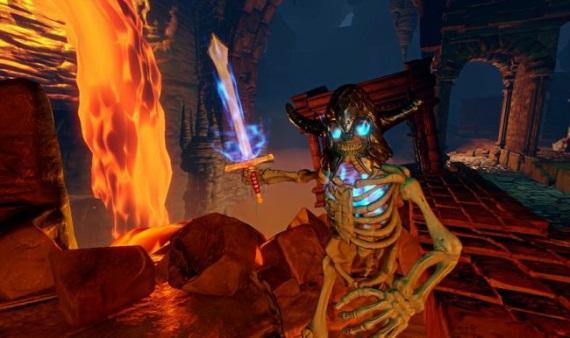 Underworld Ascendant ukazuje na nových obrázkoch svojský art štýl
