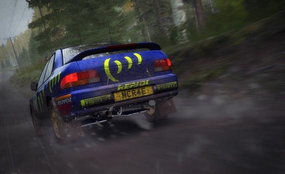 DiRT Rally teraz jazdí už aj na konzolách a v legendárnej edícii