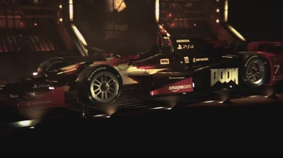 Doom si zajazdí na Indianapolis 500