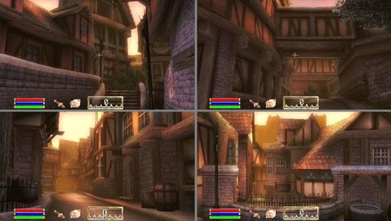 Ako vyzerala zrušená PSP verzia The Elder Scrolls: Oblivion?