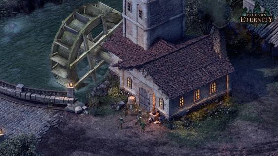 Obsidian urobí Pillars of Eternity 2 s pomocou Kickstarteru
